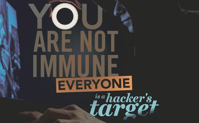 Why YOU are a hacker's next target