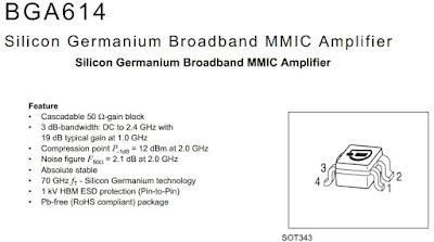 Machen Sie UKW Signal Selbstbauverstärker Verwenden Das MMIC