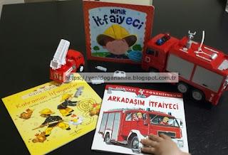 İtfaiyeci Çocuk Kitapları