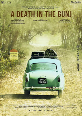 A Death In The Gunj Budget, Screens & Day Wise Box Office Collection
