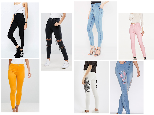 Wishlist | High Waisted Denim