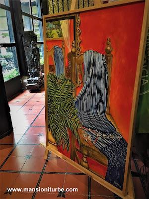 Presentación del Libro de Soledad Tafolla Levorini en Mansion Iturbe en Pátzcuaro