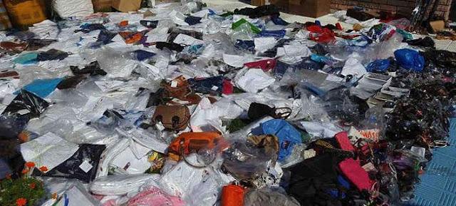 Πιερία: Συνελήφθησαν 12 άτομα για παρεμπόριο