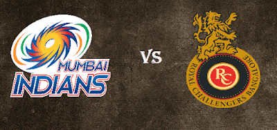 MI vs RCB Match 38 IPL 2017