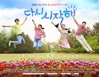 DRAMA KOREA Start Again / Let's Make a New Start