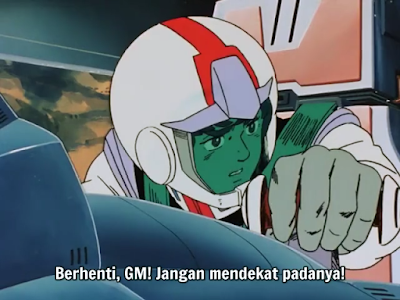 MS Gundam 0079 Episode 29 Subtitle Indonesia
