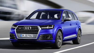 Audi SQ7 4x4 7 places