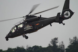Helikopter Tempur Z-19E Siap Produksi Massal