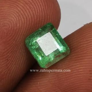 Batu Permata Zamrud Colombia - ZP 1162