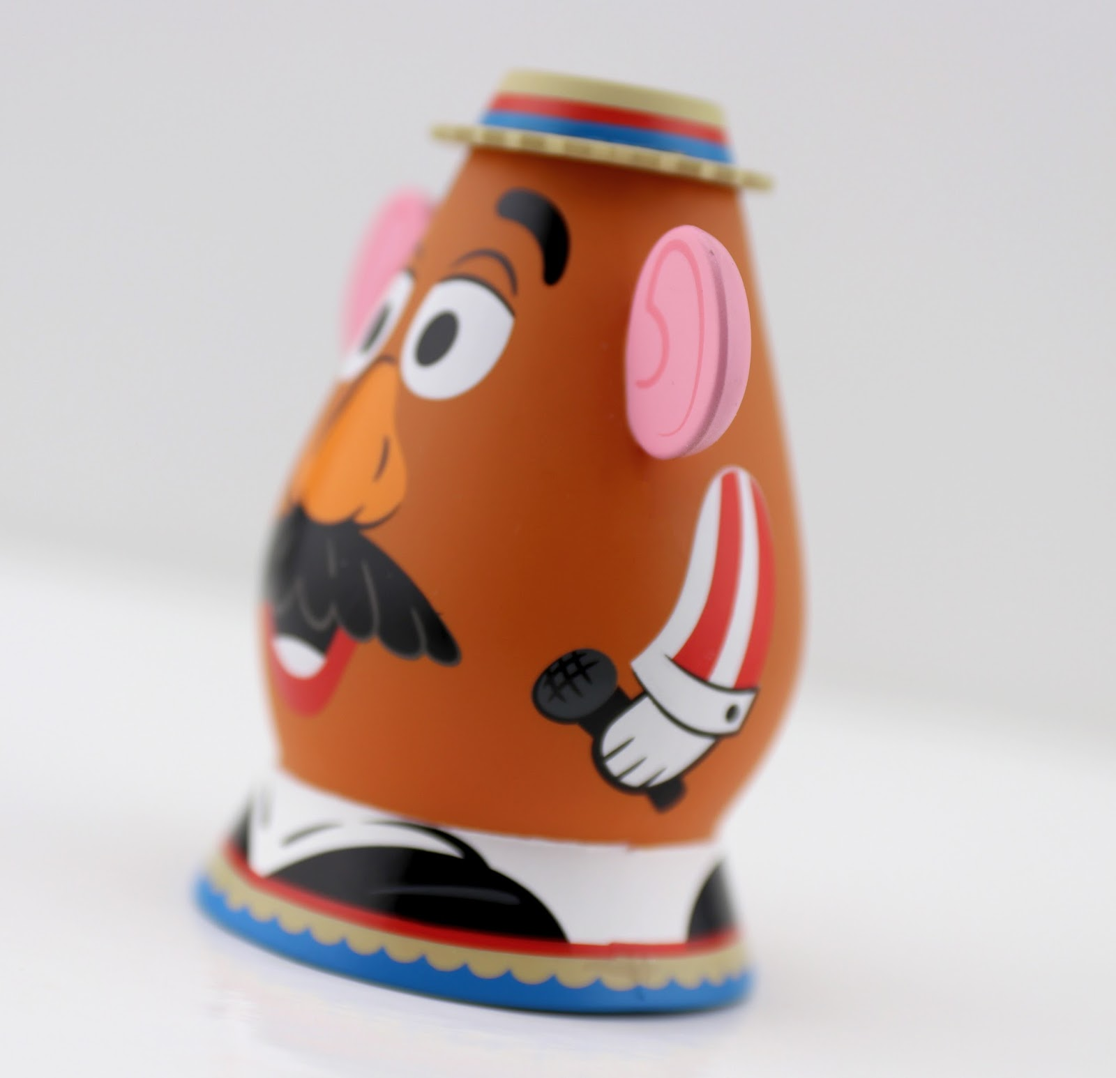 "Toy Story Mania Mr. Potato Head ""Park Starz"" Vinylmation"