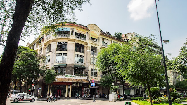 ho chi minh city sites