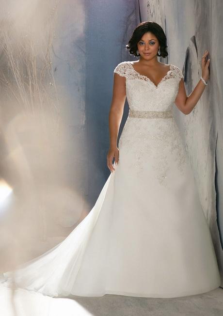 ultima moda en vestidos de novia para gorditas