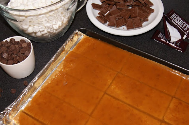 How to Make S'more Pralines Image