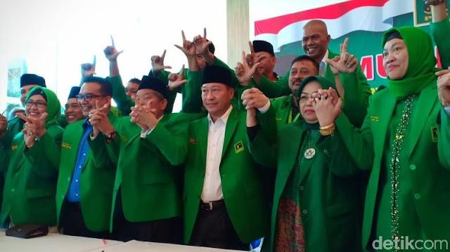 PPP Kubu Muktamar Jakarta Resmi Mendukung Prabowo-Sandi