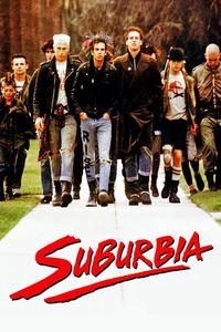 Poster Suburbia