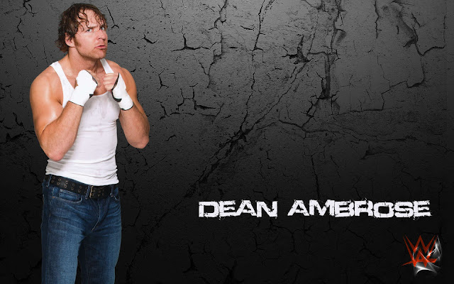 dean ambrose hd wallpaper 2016