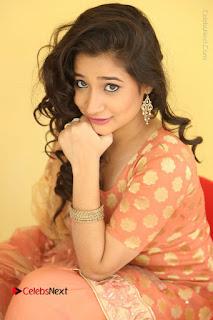Telugu Actress Santoshi Sharma Latest Stills in Salwar Kameez at HBD Movie Teaser Launch  0107.JPG