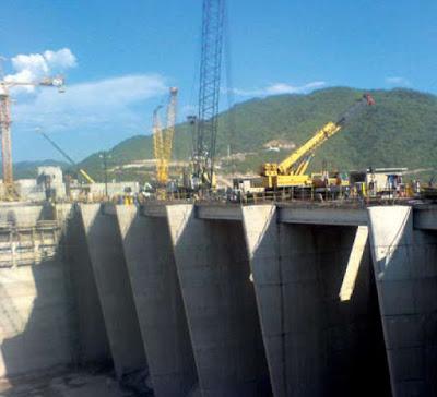 Instalaciones electricas residenciales - central hidroelectrica el cajon 4