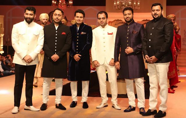 (Lto R)Mitesh, Sukhbir Bagha, Jinesh Shah,Chitrak Shah,Chiranjiv Patel and Nilesh