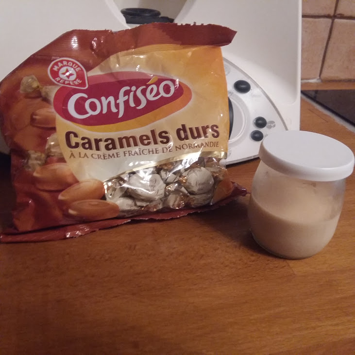 Les Petits Plaisirs D Aurore Panna Cotta Aux Caramels A L Agar