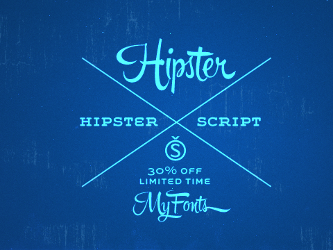 Download Hipster Script Pro Font Free