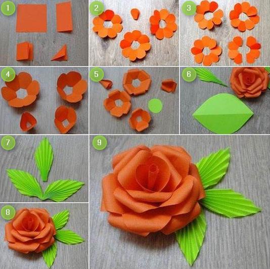 Origami Bunga
