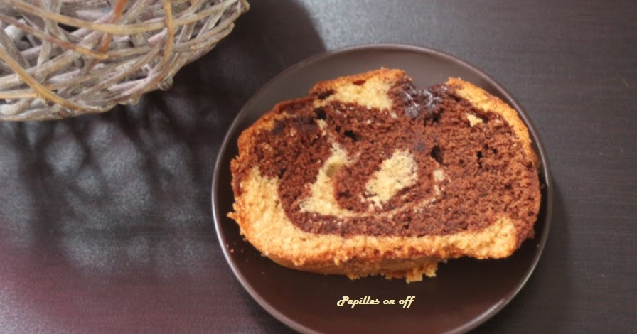 Papilles on off cake marbr fa on savane au thermomix ou sans - Ma cuisine 100 facons thermomix pdf ...