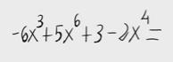 25.Ordenar y completar un polinomio