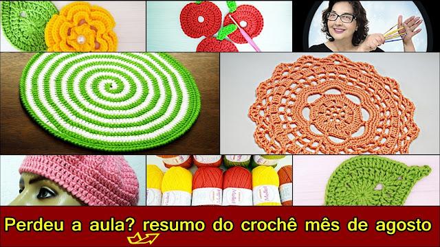 Aprenda Crochê do Zero - Aula de Croche para iniciantes com Edinir Croche passo a passo para destros e canhotos