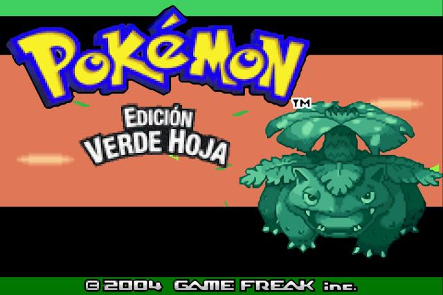 Pokémon verde hoja -  Español - Captura 1