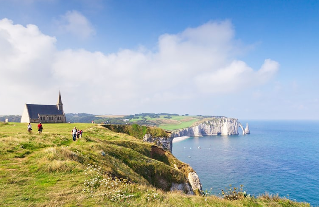 Send us a tip on walks in northern France and win a £200 hotel voucher Travel