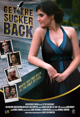 Get the Sucker Back Poster