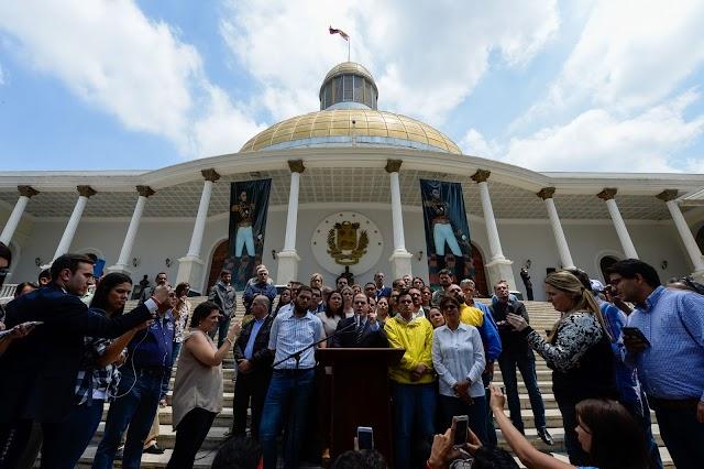 Tribunal venezolano asume poderes Congreso