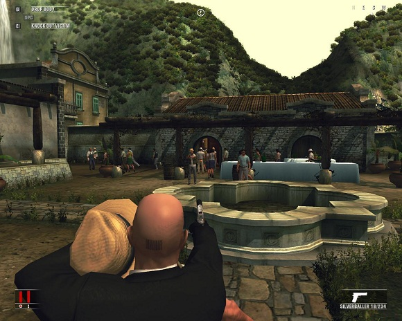 Hitman Blood Money PC Full İndir