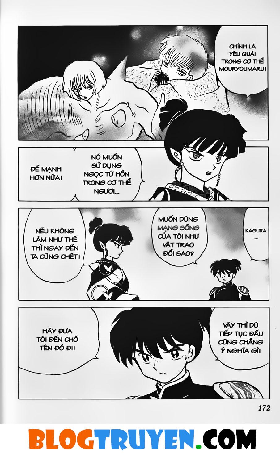 Inuyasha vol 37.10 trang 5