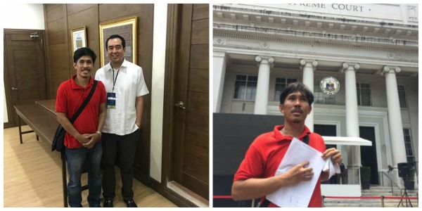 Former janitor passes 2016 bar exam
