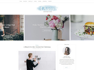 Orsay шаблоны WordPress