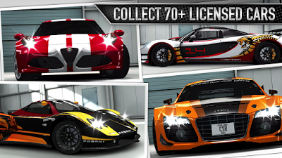 CSR Racing V3.2.0 Mod Apk-screenshot-3