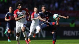 Бавария – Аугсбург 25/09/18 смотреть онлайн.