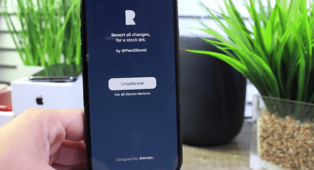 How to remove jailbreak iOS 11.3.1 Electra from iPhone or iPad