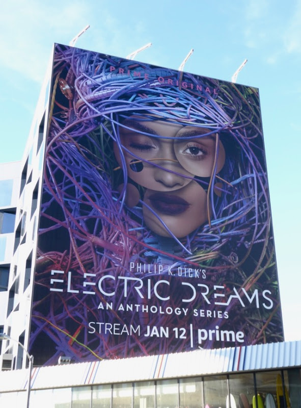 Electric Dreams season 1 billboard