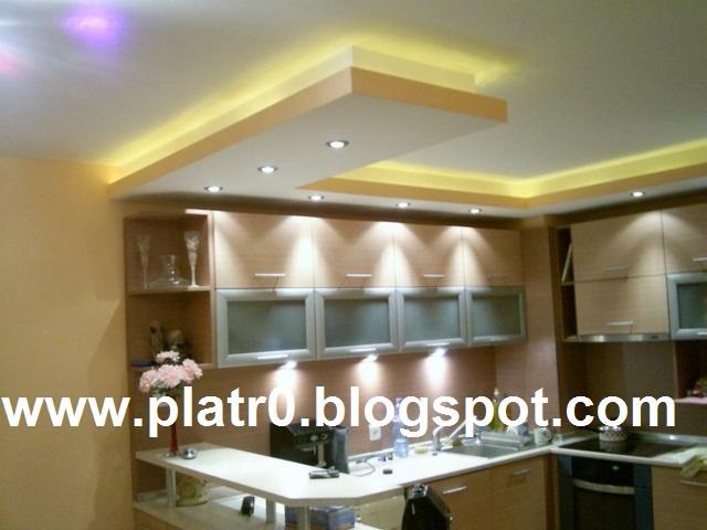 10 meilleur faux plafond cuisine d coration platre maroc faux plafond dalle arc platre. Black Bedroom Furniture Sets. Home Design Ideas