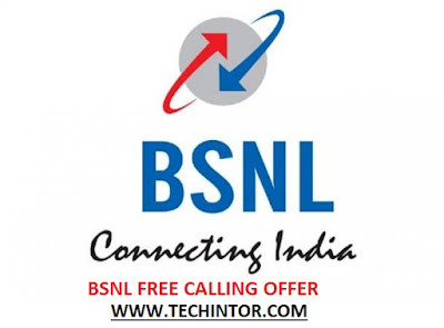 BSNL Offers Free Calls on all Sundays &Unlimited Calls On Independence Day