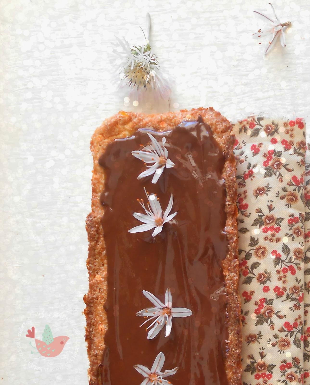 La torta più buona di tutte? Quella che unisce i sapori che preferisco: marmellata di albicocche e cioccolato fondente, ad esempio, su una crostata all'olio. Semplicemente deliziosa!!!