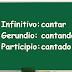INFINITIVO, PARTICIPIO Y GERUNDIO