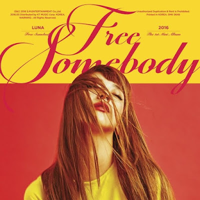 Luna (루나) of f(x) – Free Somebody