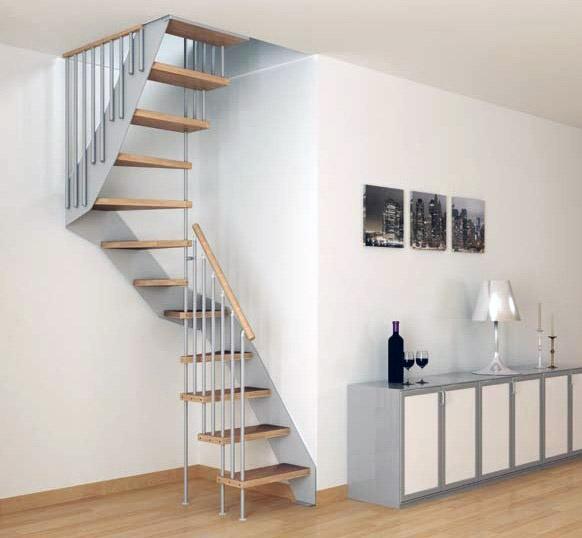 Escaleras de interiores ideas para decorar dise ar y for Disenar espacios interiores