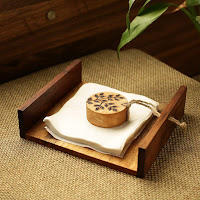 Wooden Tissue Holders for Table