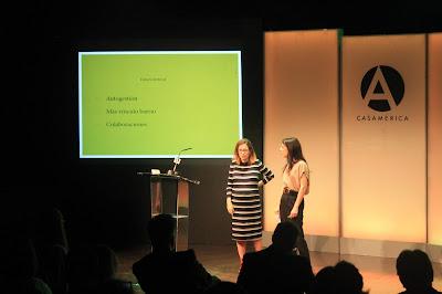 Enredando en arte y moda, Almudena de Obeso y María Tolmos