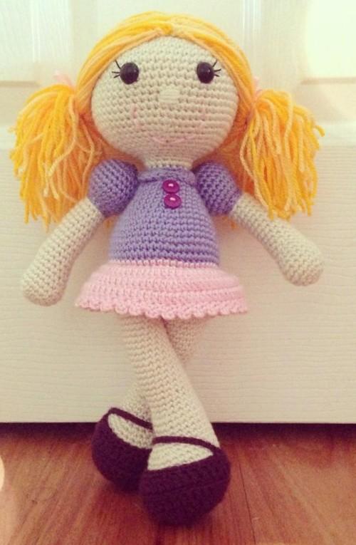 Amigurumi Safiş Doll - Free Pattern